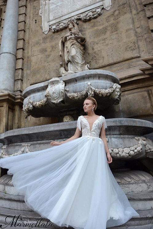 Свадебное платье B029