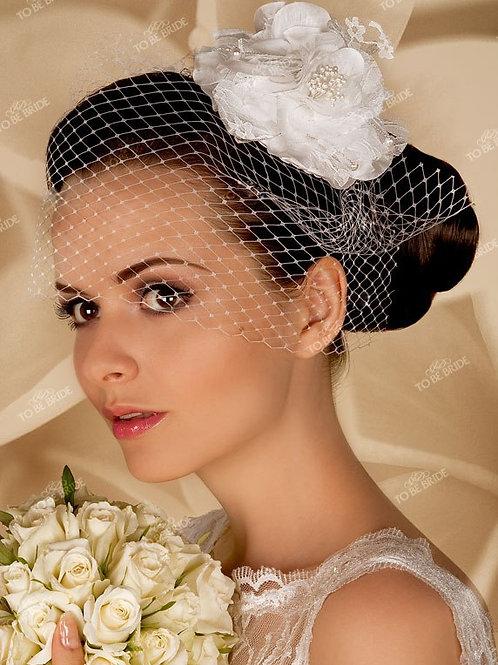 Свадебная вуалетка F005
