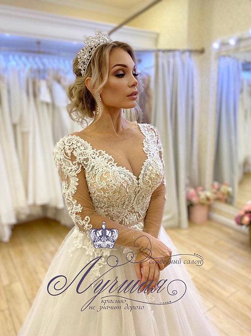 Свадебное платье  A061