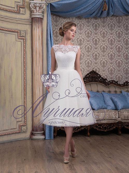Свадебное платье P005