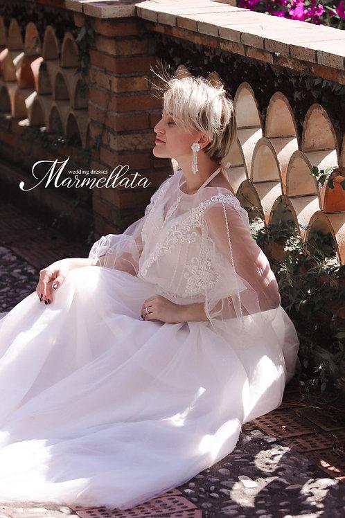 Свадебное платье B011