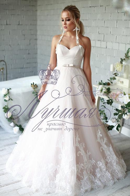Свадебное платье А045