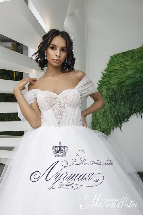 Свадебное платье  F007