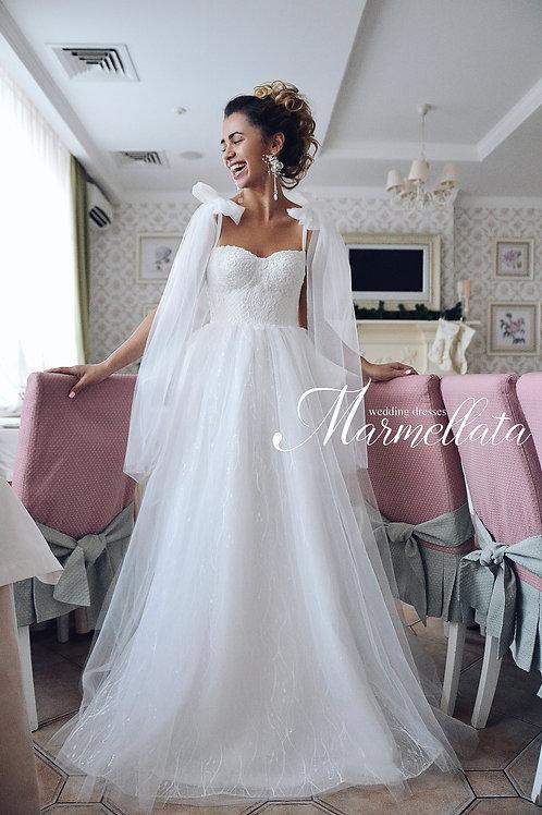 Свадебное платье B039