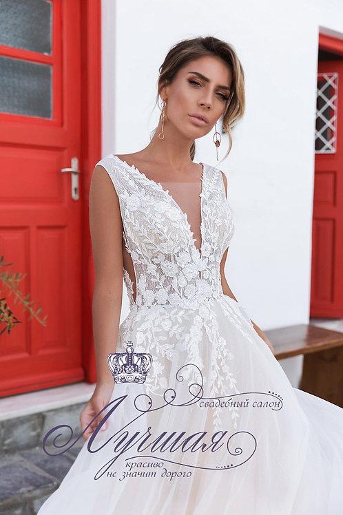 Свадебное платье  V002