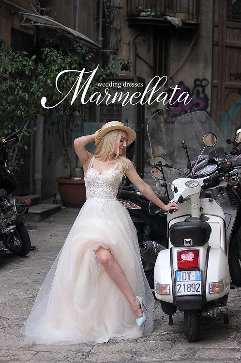 Свадебное платье B027