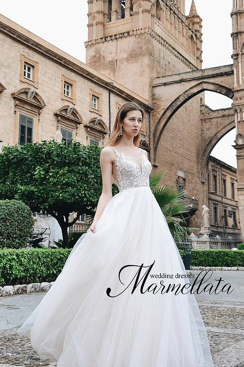 Свадебное платье B019
