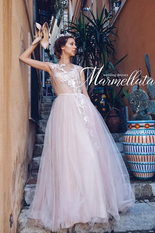 Свадебное платье B025