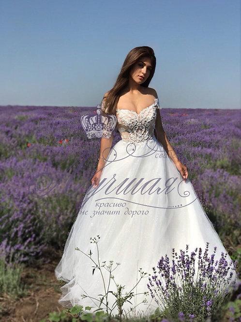 Свадебное платье А039