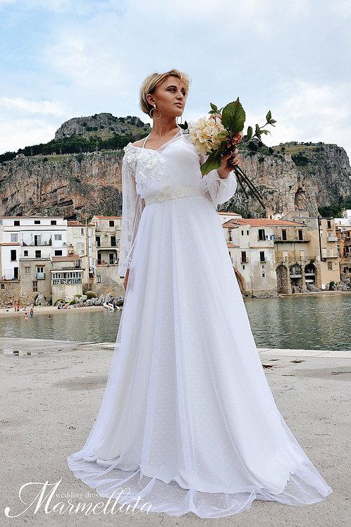 Свадебное платье B034