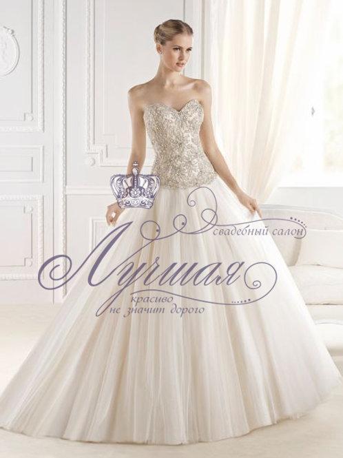 Свадебное платье А052