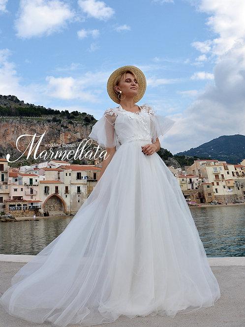 Свадебное платье B004