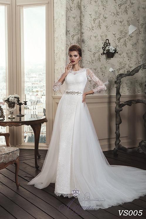 Свадебное платье A031