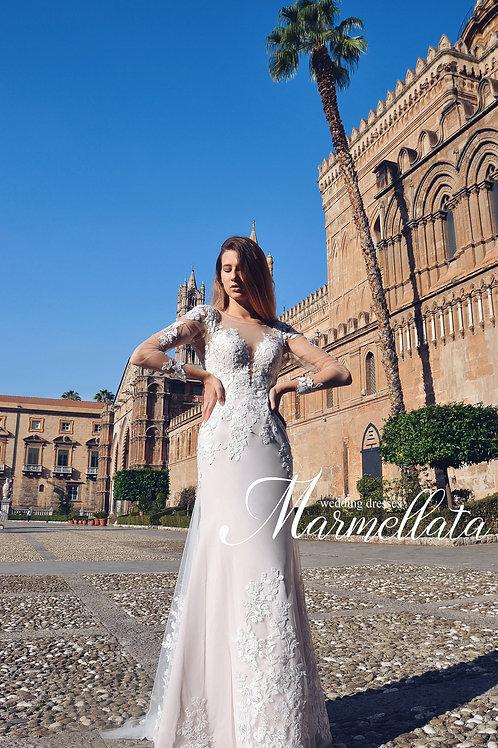 Свадебное платье B028