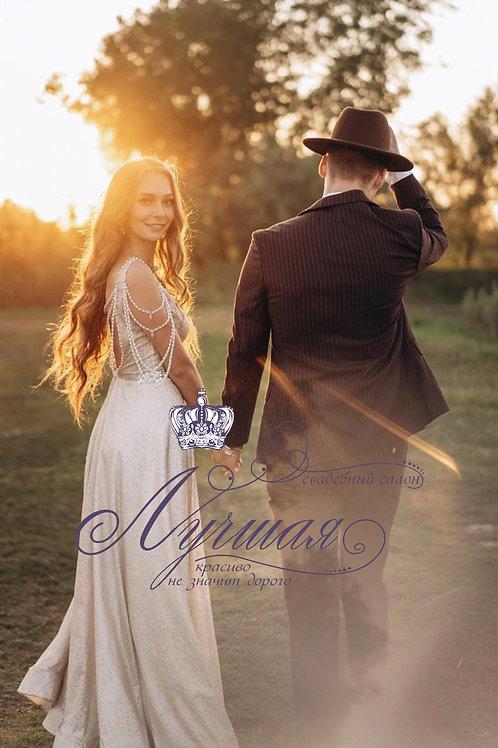 Свадебное платье  A059