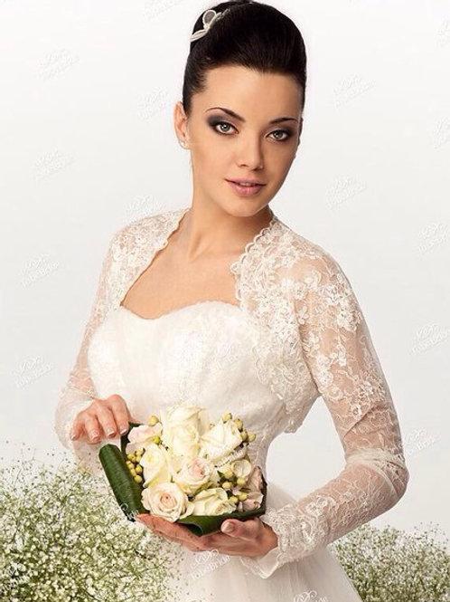 Свадебное болеро Н003