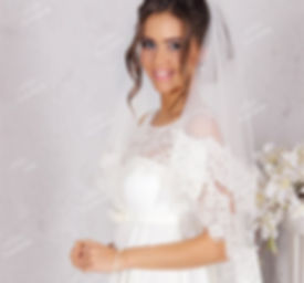 Фата и свадебные аксессуары