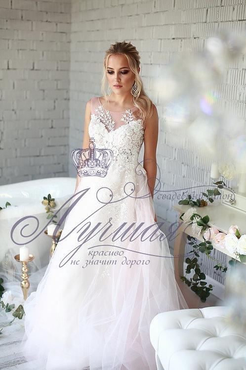 Свадебное платье А041