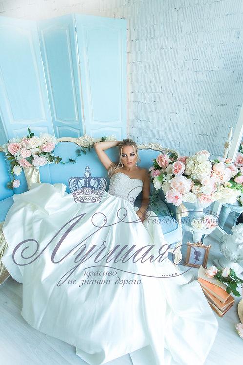 Свадебное платье А042