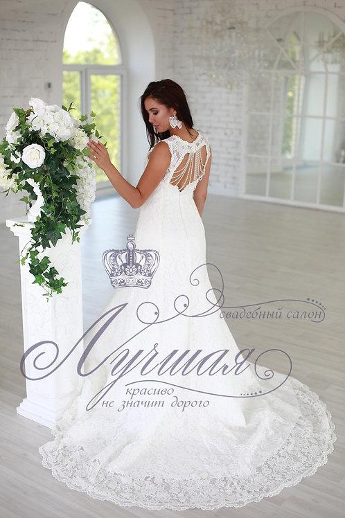 Свадебное платье А050