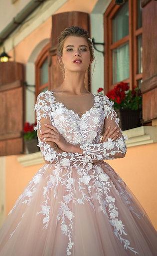 Свадебное платье А018