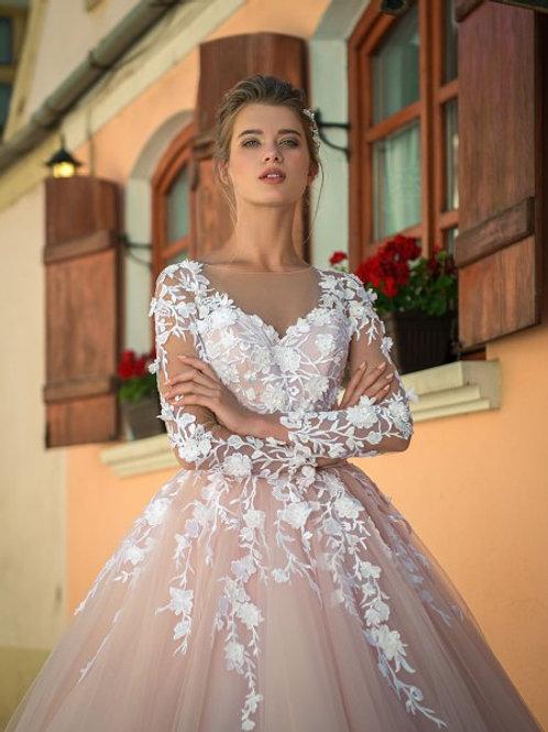 Свадебное платье A018