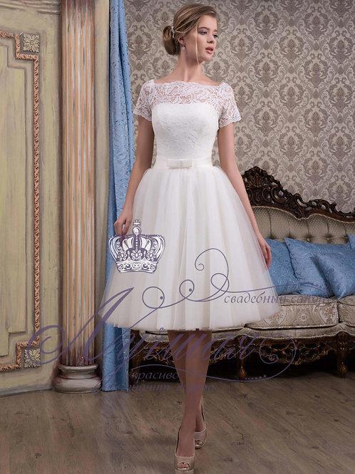 Свадебное платье P008