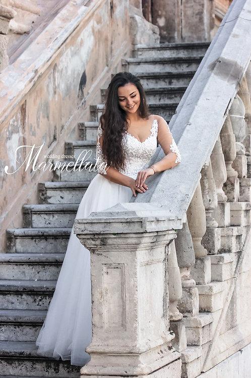 Свадебное платье B024
