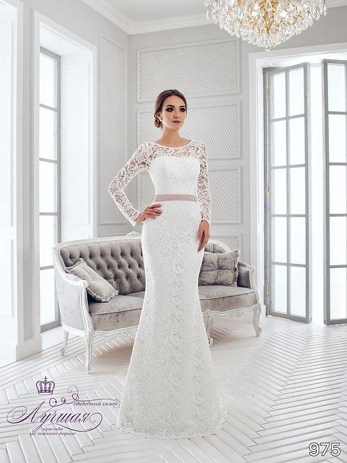 Свадебное платье А033