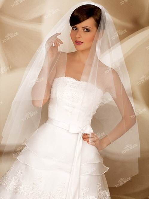 Свадебная фата F027
