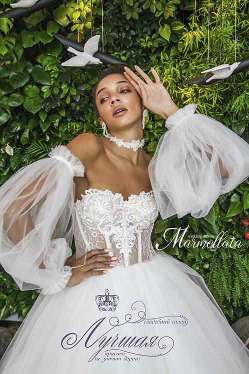 Свадебное платье  F008