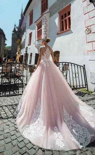 Свадебное платье A017