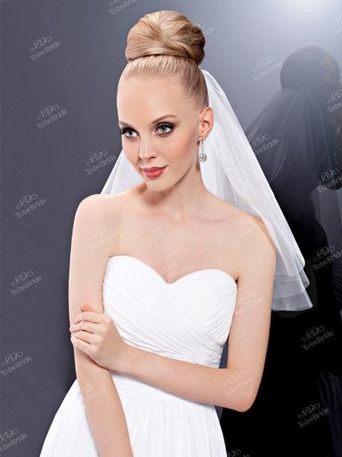 Свадебная фата F025