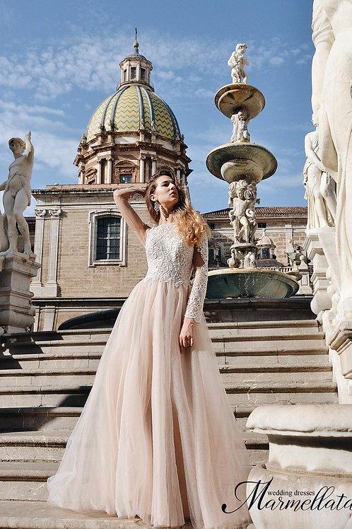 Свадебное платье B022