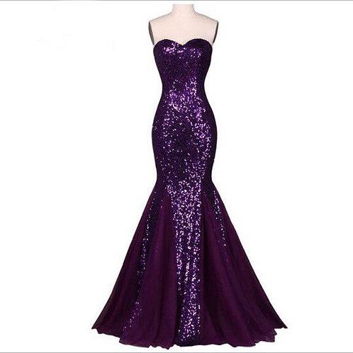 Вечернее платье В006