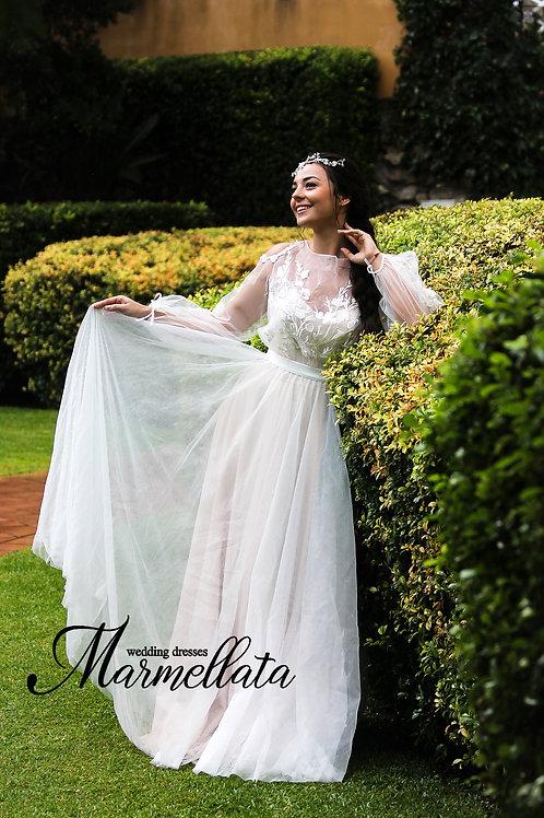 Свадебное платье B026