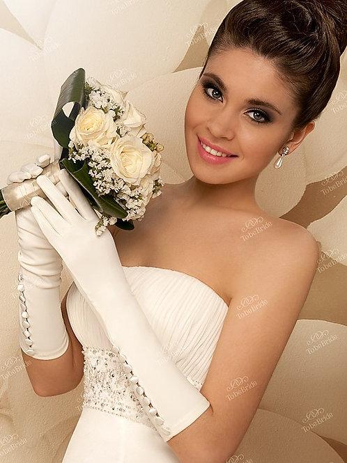 Свадебные перчатки G003