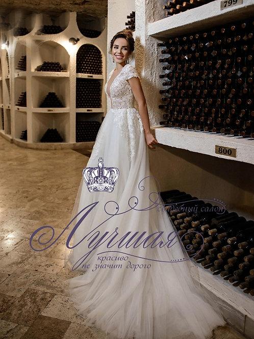 Свадебное платье P001