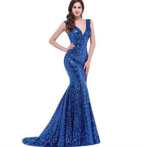 Вечернее платье В004