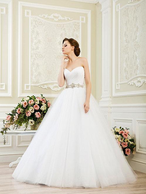 Свадебное платье A026