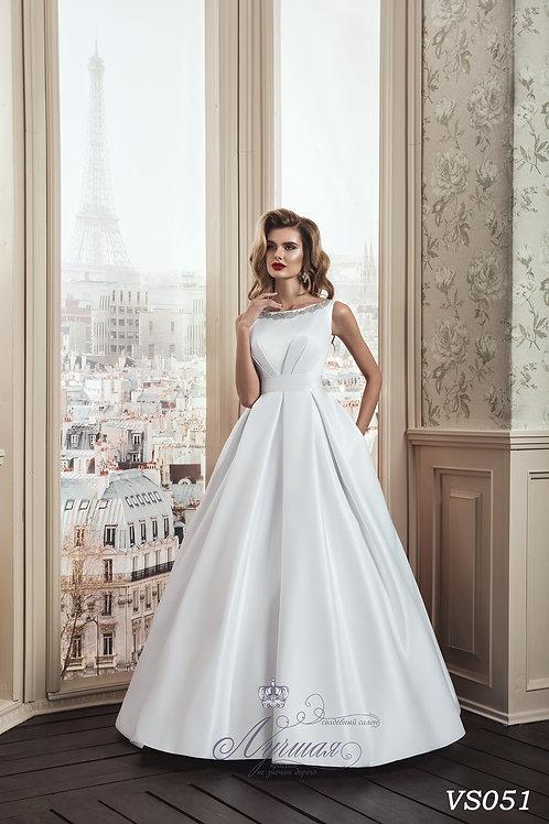 Свадебное платье A032