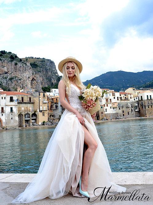 Свадебное платье B033