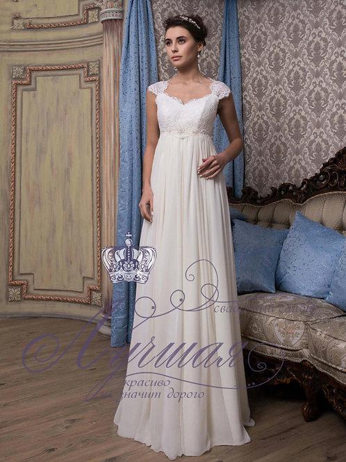 Свадебное платье P007