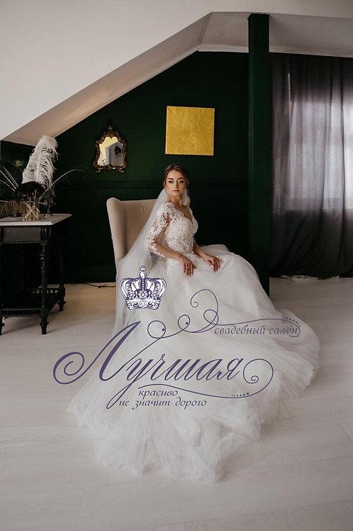 Свадебное платье  A060