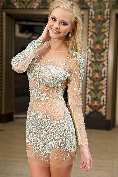 Вечернее платье от Jovani В023