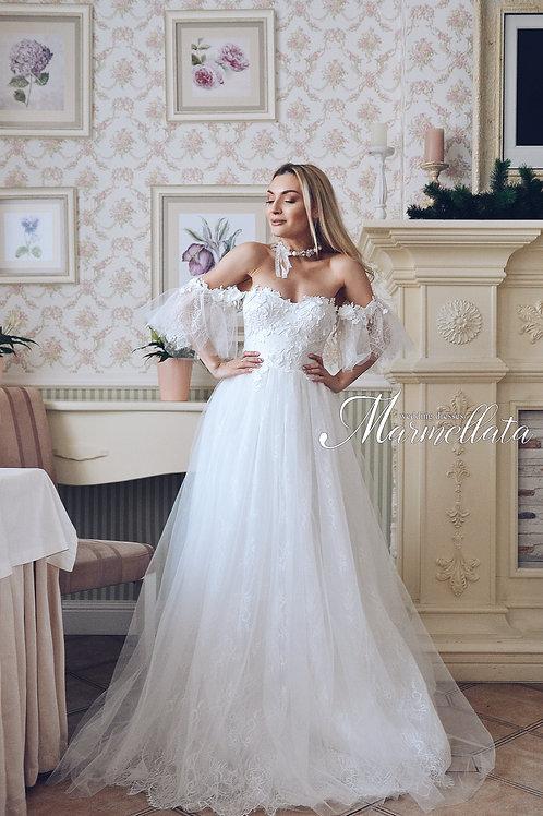 Свадебное платье B041