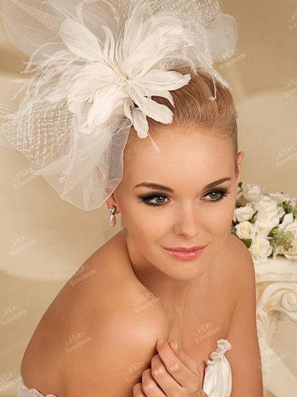 Свадебная вуалетка F001