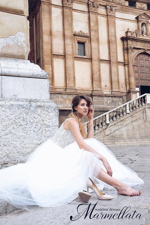 Свадебное платье B032