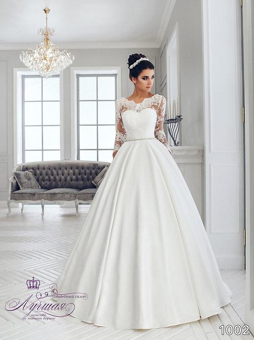 Свадебное платье A016