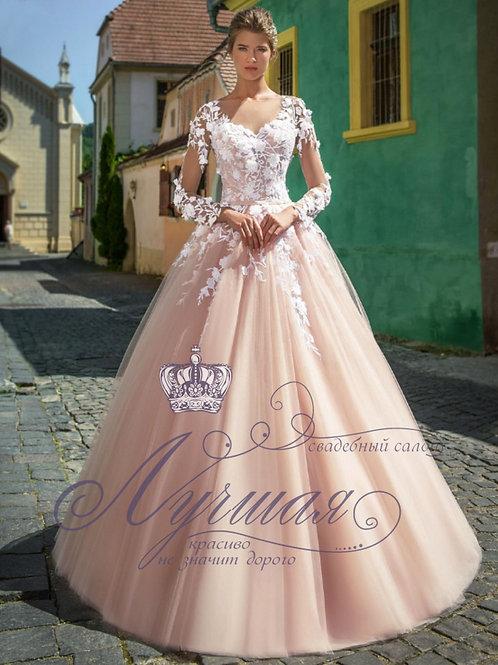 Свадебное платье P004